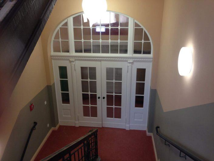 Historische Türen - Martin-Luther-Universität Halle/Saale