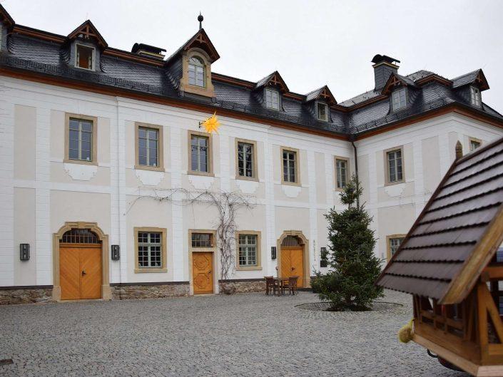 Schloss Wernersdorf im Riesengebirge - Hotel - Restaurant