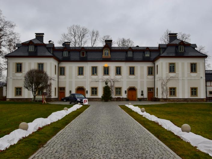 Schloss Wernersdorf - Riesengebirge