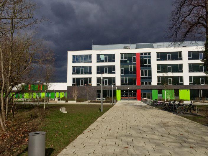 Gymnasium Telemannstraße Leipzig
